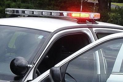 Police Car Generic-M