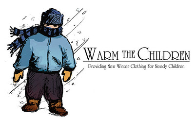 Warm the Children coupon