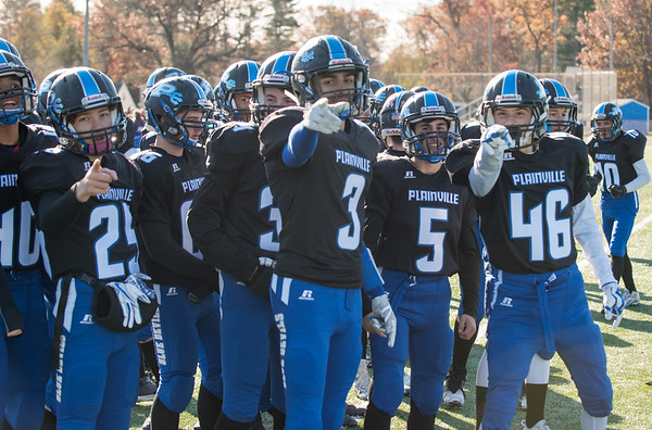 Plainville football 11-23-17