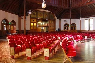 Trinity on Main inside