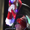 12/16/2017 Mike Orazzi | Staff<br /> Ray Smith during the 3rd Annual Tuba Christmas at Trinity-On-Main in downtown New Britain Saturday.