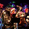 12/17/2016 Mike Orazzi   Staff<br /> The 2nd Annual Tuba Christmas at Trinity-On-Main in downtown New Britain Saturday.
