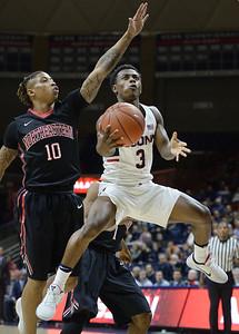 Northeastern UConn Basketball