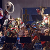 12/16/2017 Mike Orazzi | Staff<br /> The 3rd Annual Tuba Christmas at Trinity-On-Main in downtown New Britain Saturday.