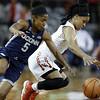 UConn Houston Basketball