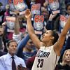 UConn Streak Moore Basketball