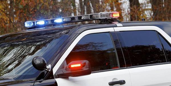 Police car 2-L