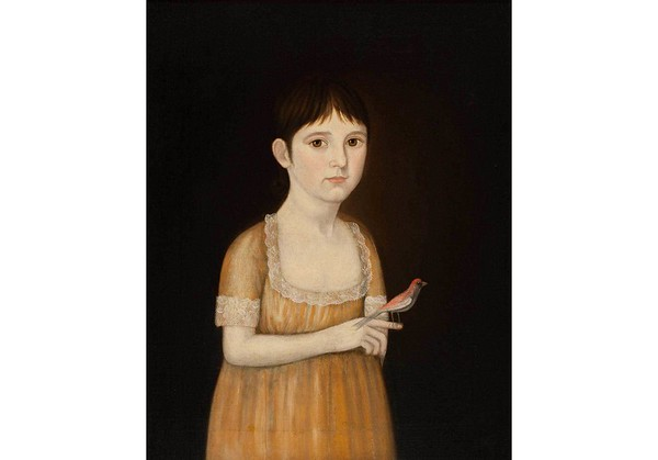 john-brewster-portrait-of-a-girl-with-a-bird