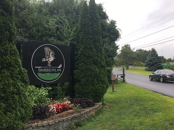 timberlin golf course