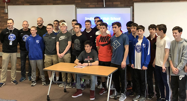 Evan Daddona Signing