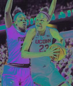 UConn Stevens Basketball