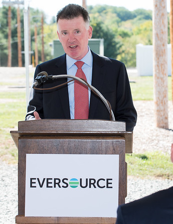 Wesley Bunnell | Staff Chairman, President and CEO of Eversource Jim Judge.