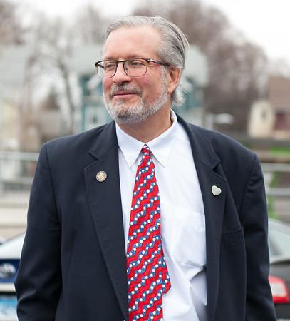 Wesley Bunnell | Staff Representative William Petit Jr.