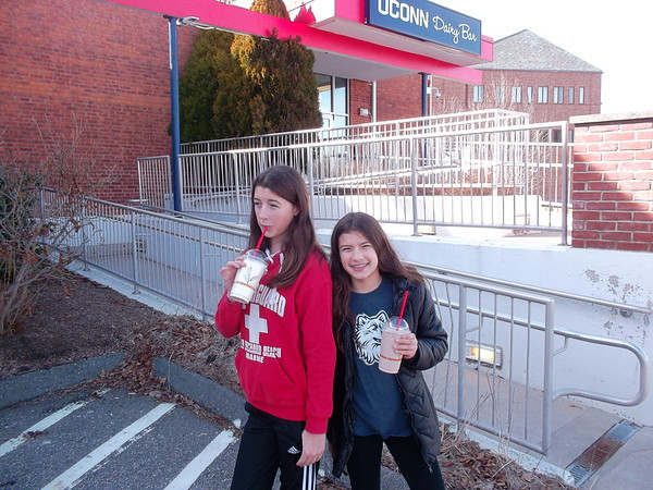 UConn Dairy Bar