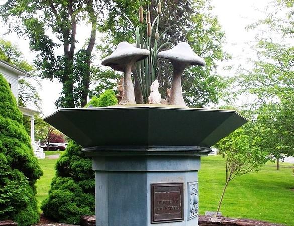 Trumbull 2 SM Bunny Fountain Podskoch