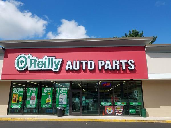 O' Reilly Auto Parts