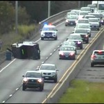 rollover-on-route-72-causing-delays-in-eastbound-lane-in-plainville
