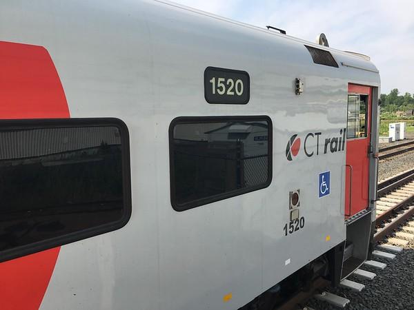 ct rail front