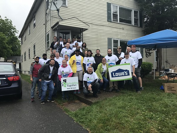 Lowe's Team of Volunteers