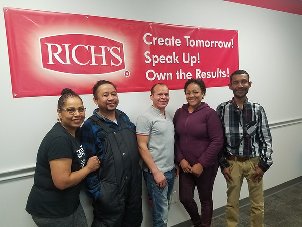 Rich's Employees