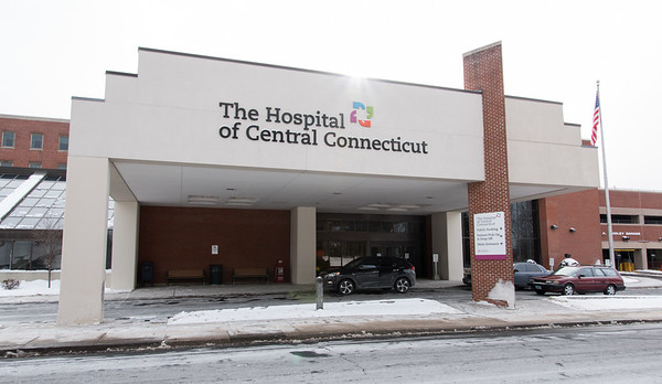 hospital of central connecticut snow