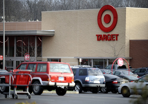 12/26/2013 Mike Orazzi | Staff The Southington Target on the day after Christmas.