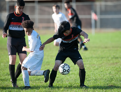 10/16/18  Wesley Bunnell | Staff  Goodwin Tech defeated Vinal Tech at home on Tuesday afternoon.  Goodwin Tech's