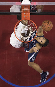 UConn Temple Basketball