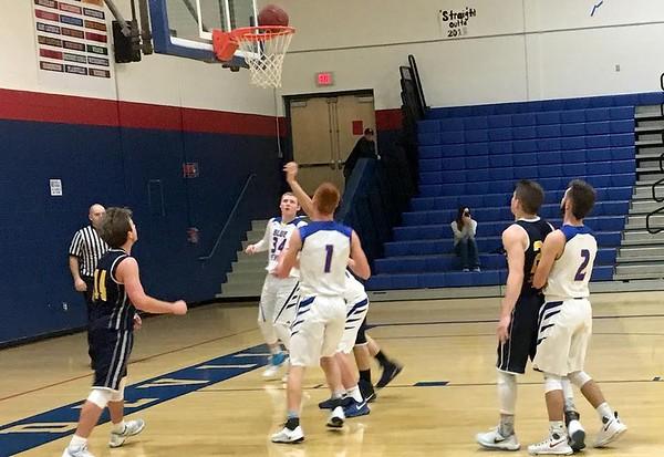 Plainville Boys Basketball