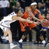 NCAA Syracuse UConn Basketball