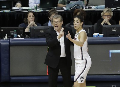 NCAA Mississippi St UConn Womens Final Four Basketball