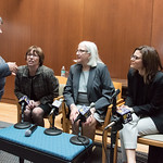 040617  Wesley Bunnell | Staff  Connecticut Health I-Team in collaboration with Wheeler Clinic presented a discussion on Thursday evening titled Working Women: The New Face of Addiction deal ...