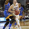 NCAA UCLA Connecticut Basketball