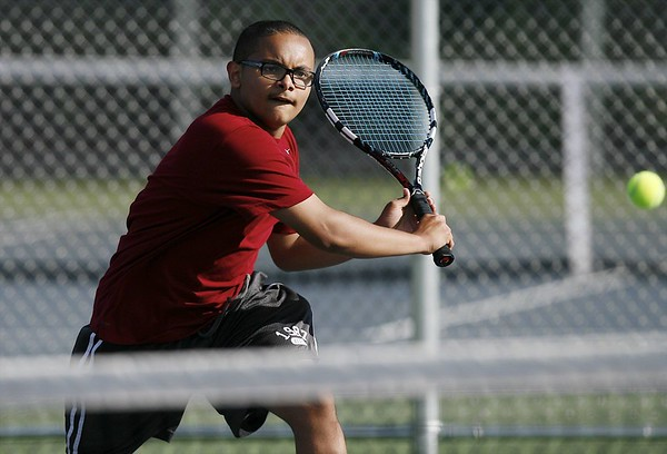 New Britain boys tennis