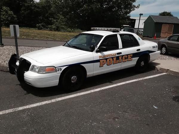 Police car-PL