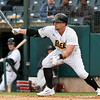 050417  Wesley Bunnell | Staff<br /> <br /> The New Britain Bees vs the Somerset Patriots on Thursday evening. Craig Maddox (24).