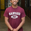 052517  Wesley Bunnell | Staff<br /> <br /> New Britain High School Valedictorian Saimun Habib who will be attending Harvard University.