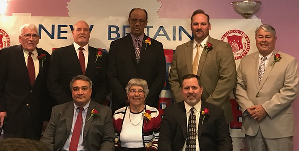 New Britain Sports Hall of Fame Class of 2017