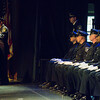 072717  Wesley Bunnell | Staff<br /> <br /> The 13th Training Session of the Regional Satellite Basic Recruit Academy graduated on Thursday afternoon at Trinity-on-Main in New Britain. New Britain Police Chief James Wardwell, L, address the audience.