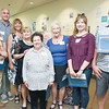 072017  Wesley Bunnell | Staff<br /> <br /> The Hospital for Special Care held their 14th Annual Juried Art Show on Thursday evening with an exhibition running until September 28th. Award Winners Andrzej Grzybowski, L, Nick Pisani, Juror and Presenter Melanie Carr, Linda DeLuca, Anne Arnstein,  Sara Brown, Greta Nystrom and Sean Dudley.