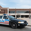 032316   Wesley Bunnell | Staff<br /> <br /> Police responded to a request by New Britain High School security for help involving fights just before dismissal time.