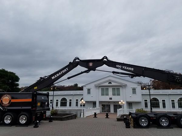 Truck display