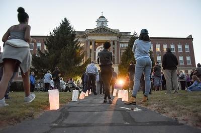 Prudence Crandall vigil