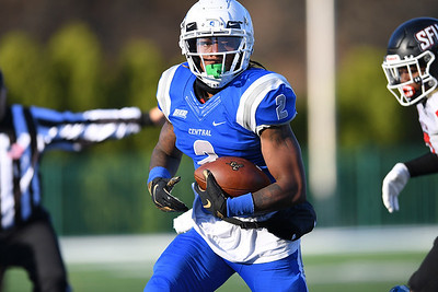 central-is-home-to-me-ccsu-wide-receiver-tyshaun-james-never-thought-of-transferring-instead-hes-used-the-season-postponement-to-work-on-bettering-his-game