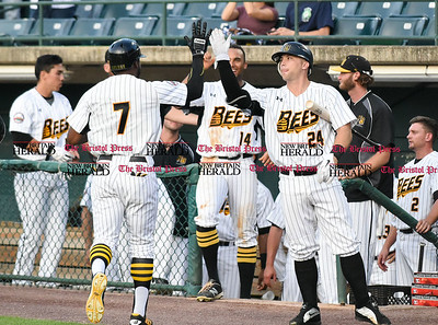 new-britain-bees-take-on-somerset-patriots-in-biggest-series-of-season