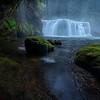 Lower Lewis Falls, Washington