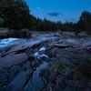 Night Falls, Chutes Provincial Park