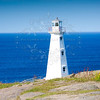 Light House<br /> Cape Spear, Newfoundland