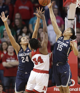 UConn Nebraska Basketball