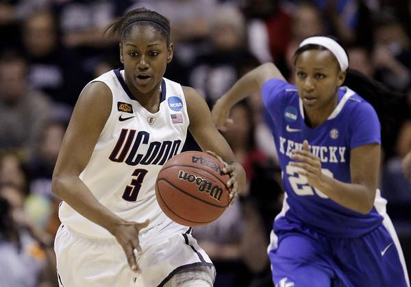 NCAA Kentucky Connecticut Basketball